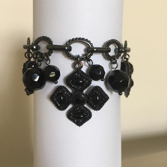 White House Black Market Jewelry - White House Black Market Toggle Bracelet